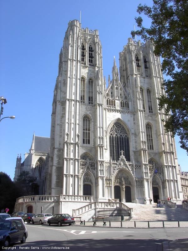 Cathédrale Saint-Michel - Sint-Michiels Kathedraal